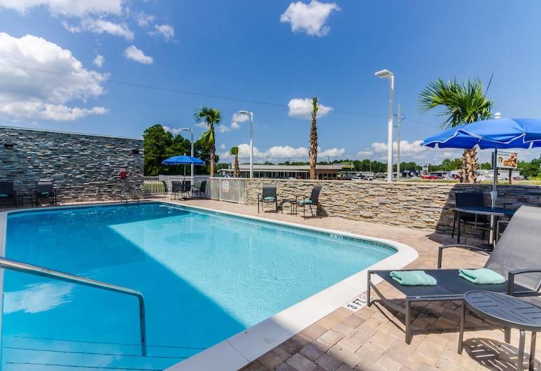 Fairfield Inn & Suites by Marriott Panama City Beach, Panama City Beach, Centro sportivo