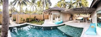 Image de Sunset Palms Resort à Gili Trawangan