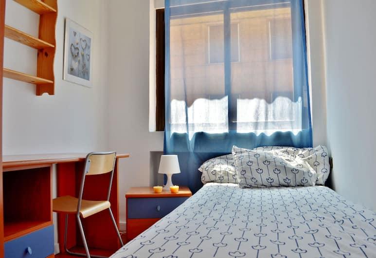 رومن هوستل, سالامانكا, غرفة فردية, غرفة نزلاء