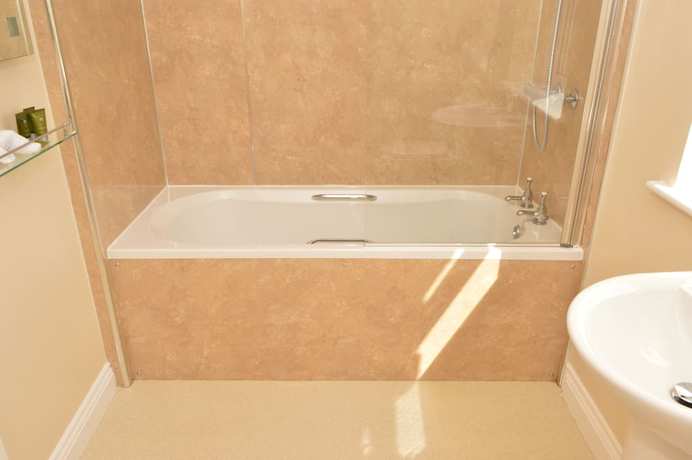 Family Quadruple Room, Ensuite - Bilik mandi
