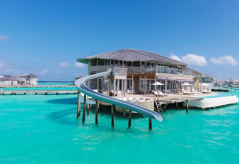 โซเนวา ยานี, Medhufaru, 2 Bedroom Villa with Sea View and Water Slide, วิวจากห้องพัก