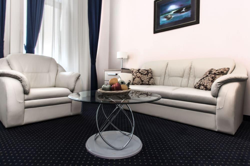 Suite junior, 1 habitación - Sala de estar