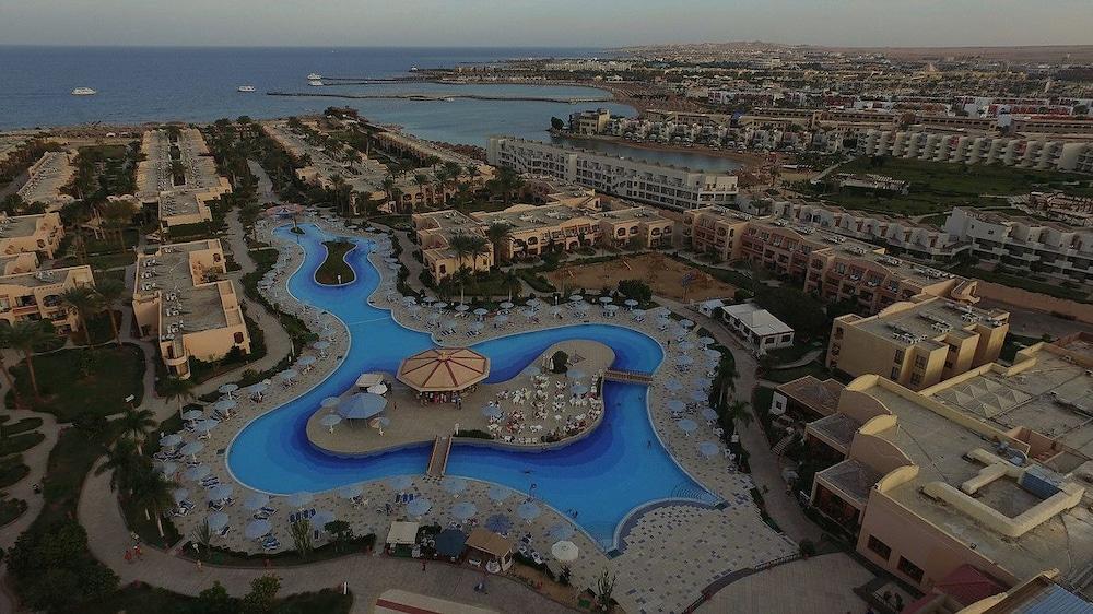 Egipt Hurghada Hotel Ali Baba Palace