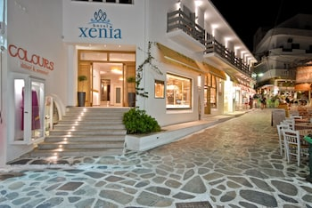 Picture of Xenia Hotel in Naxos
