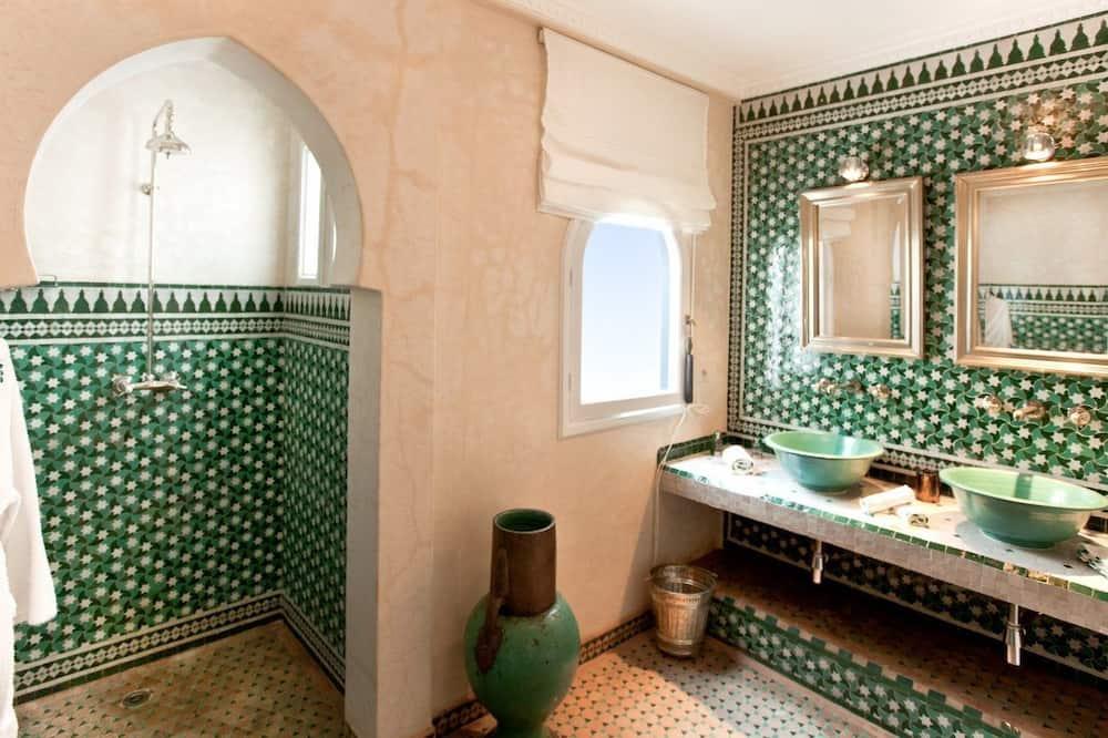豪華雙人房 (Ibn Batouta) - 浴室