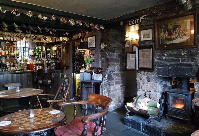 The Lamb Inn, ไฮพีค, บาร์ของโรงแรม