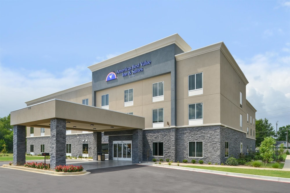 Americas Best Value Inn Suites Southaven Memphis Horn Lake