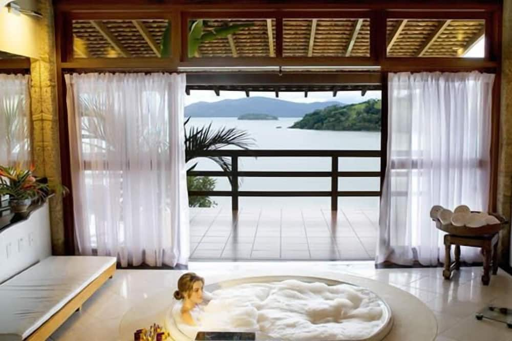 Suite Master, Sea View - Jetted Tub