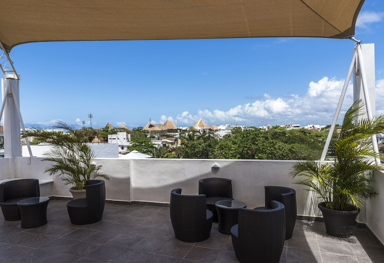 SUITE 24 Hotel Boutique, Playa del Carmen, Terrass