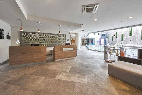 墨西哥城機場城市快捷飯店/