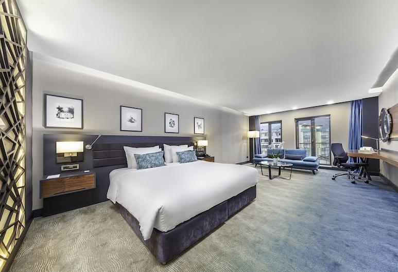 德狄曼公園特拉比松飯店, 約姆拉, 高級客房, 客房景觀