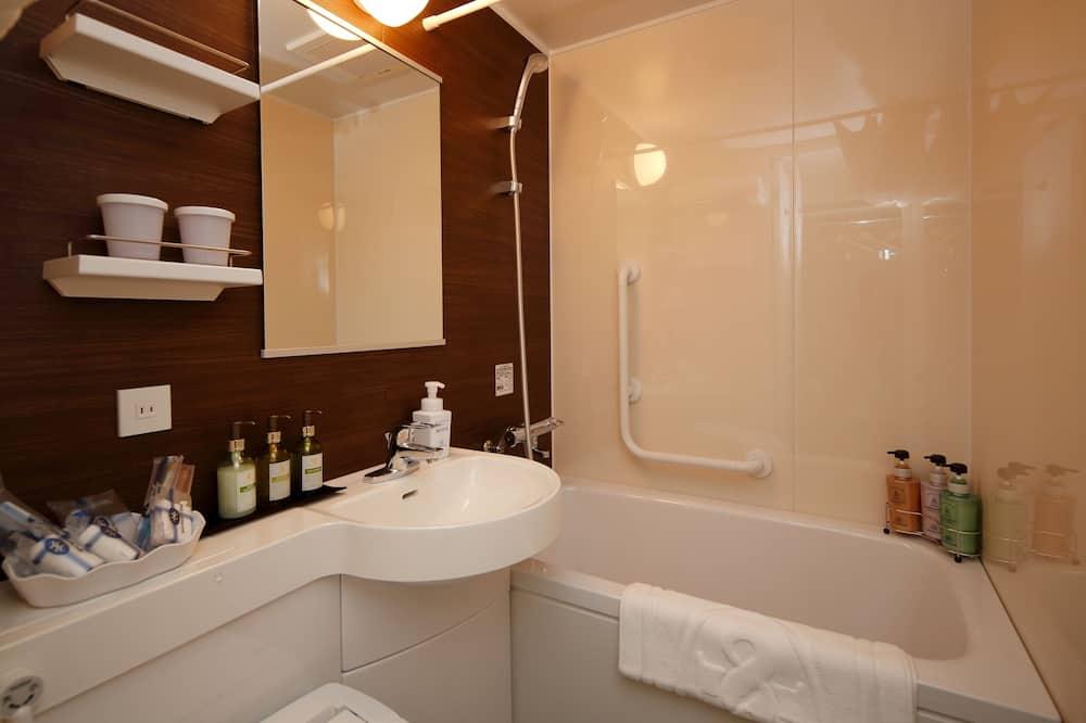 モデレートツインルーム - バスルーム