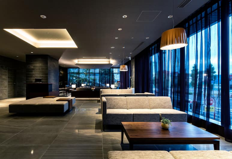 Daiwa Roynet Hotel Nagoya Taiko dori Side, Nagoya, Fuajee