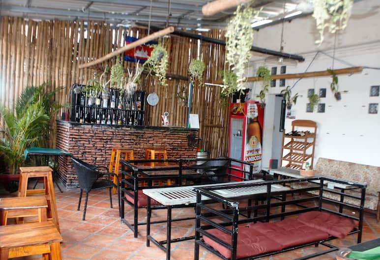 Garden Guest House, Phnom Penh, Hotelový bar