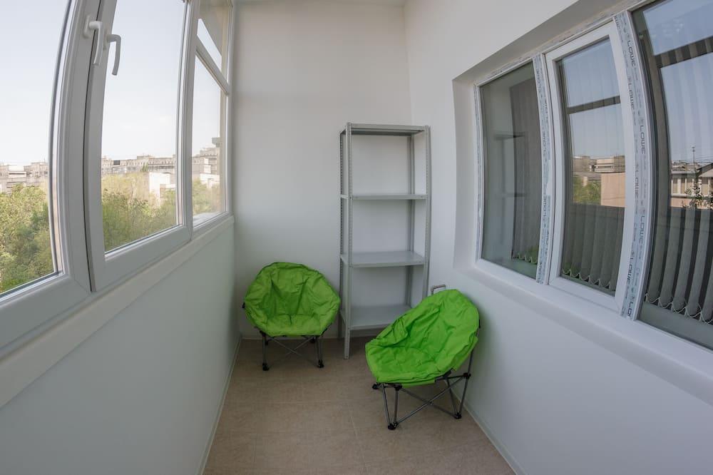 Shared Dormitory, Women only - Balcony