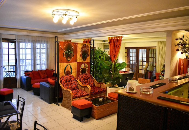 Hotel Le Havane , Libreville, Hotellounge