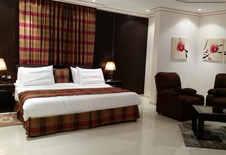 Rafiat AL Khalijiah Suites, Jedda, Lägenhet Executive - 1 sovrum, Rum
