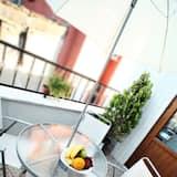 Deluxe studio apartman - Balkon