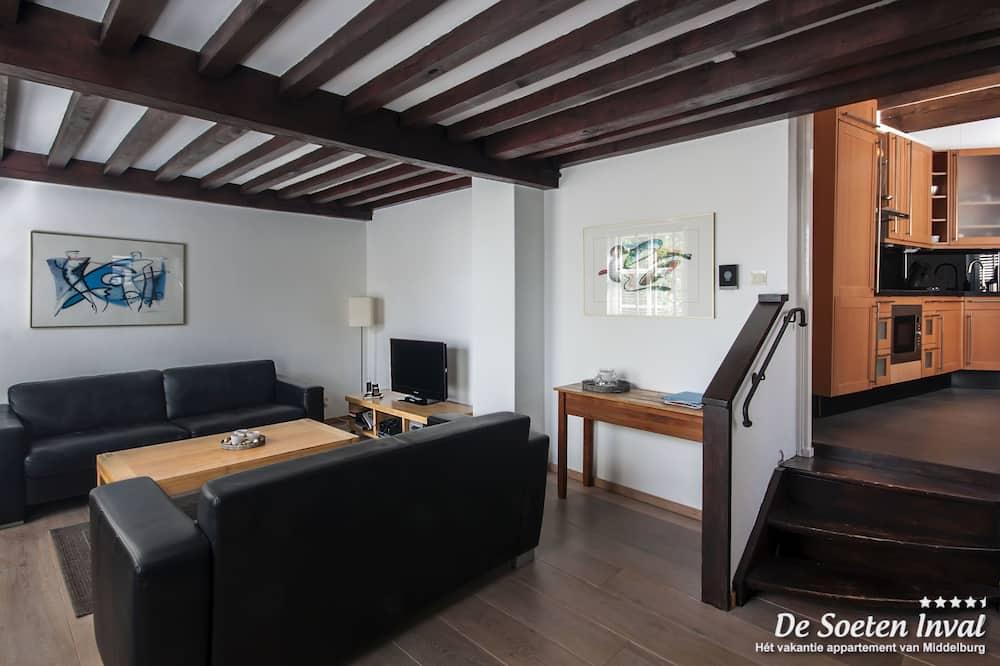 Appartamento (De Inval) - Soggiorno