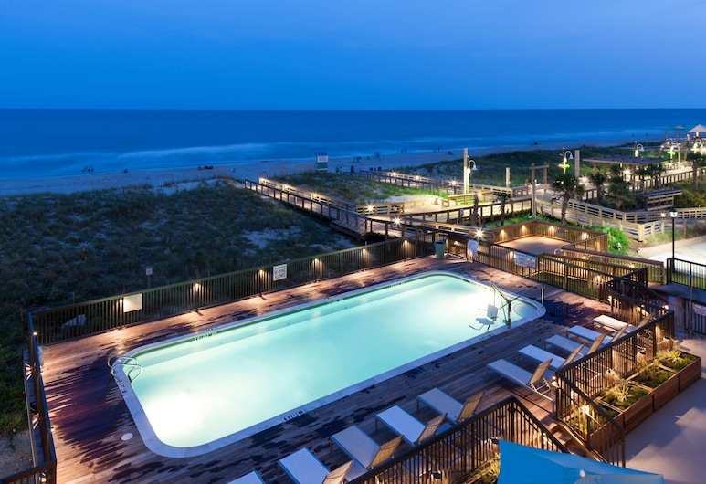 Hampton Inn & Suites by Hilton Carolina Beach Oceanfront, Carolina Beach, Zimmer
