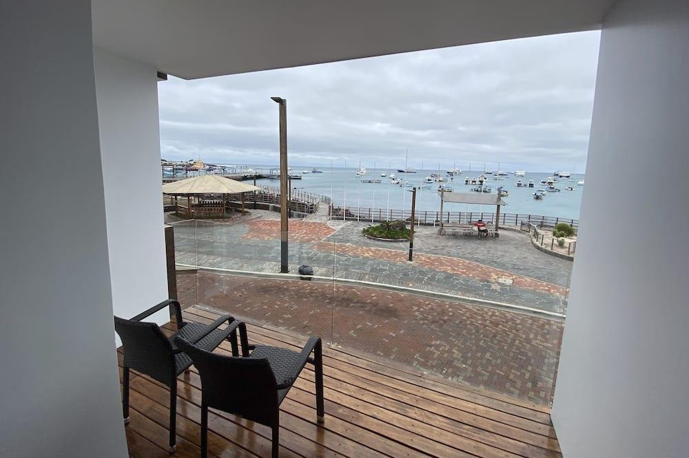 Pokój Comfort, widok na ocean - Balkon