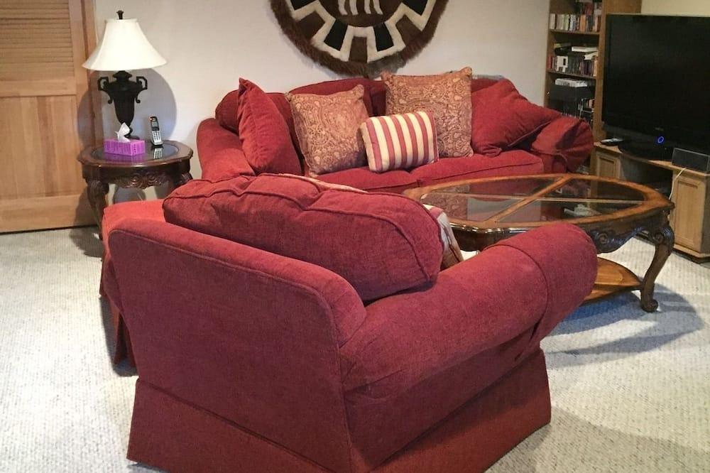 Soba, 1 queen size krevet, pristup za osobe s invalidnošću - Dnevna soba