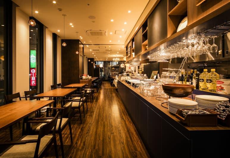 Sotetsu Fresa Inn Ginza-Nanachome, Tokyo, Khu phục vụ bữa sáng