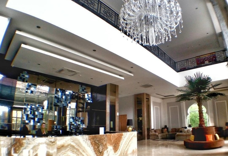 Grand Serela Yogyakarta by KAGUM Hotels, Pogung Lor, Reception