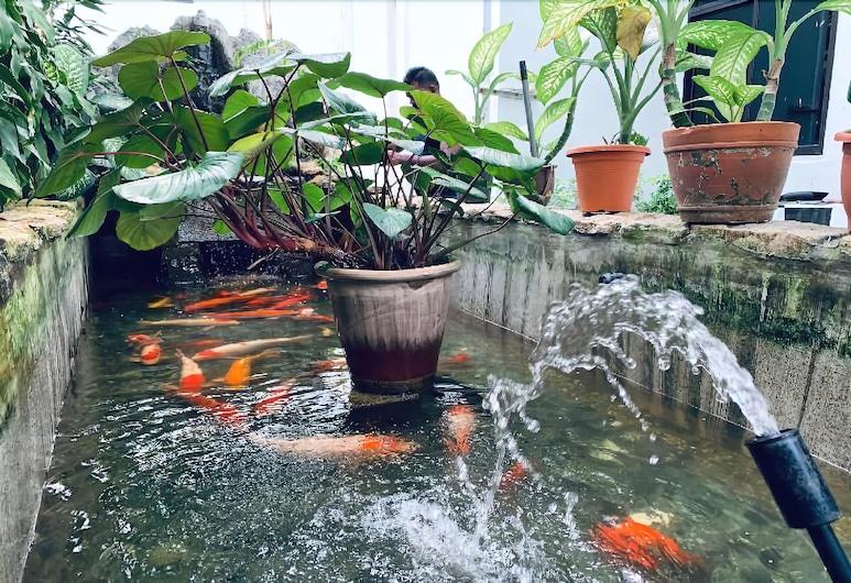 Lai Ming Hotel Cosmoland, Singapore, Garden