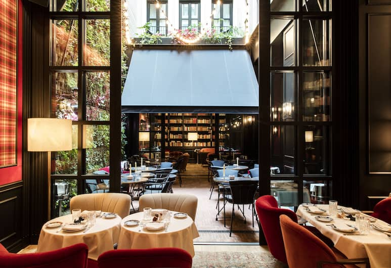 The Wittmore - Adults Only, Barcelona, Bespisning