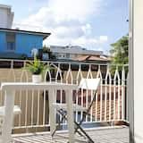舒適開放式客房, 陽台, 高層 - 陽台