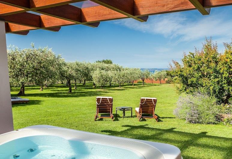 Quercia Belvedere Relais, ברדולינו, אמבט ספא חיצוני