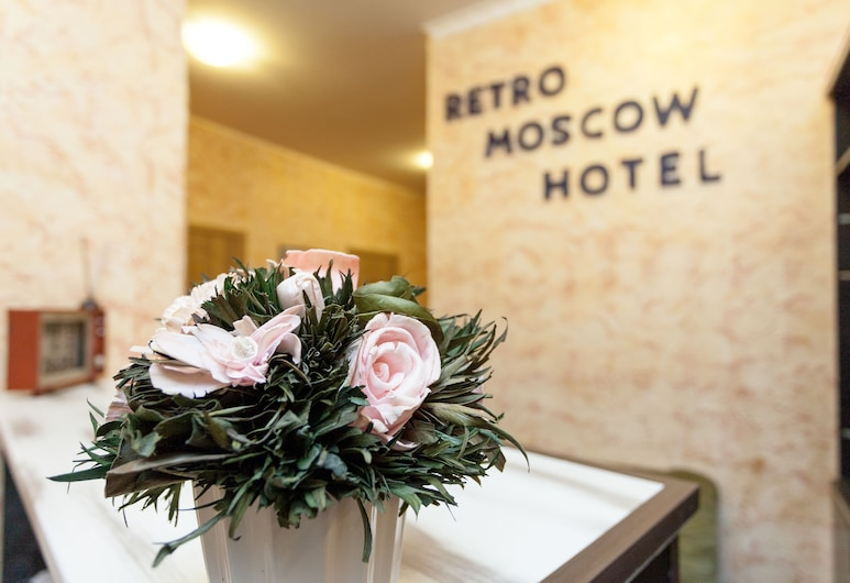 Retro Moscow Hotel Arbat, Moskwa