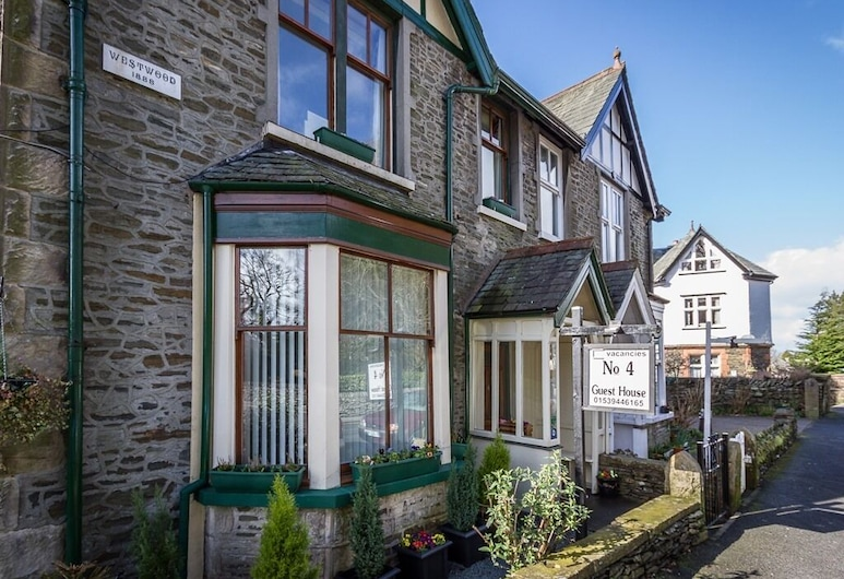 No.4 Guest House, Windermere