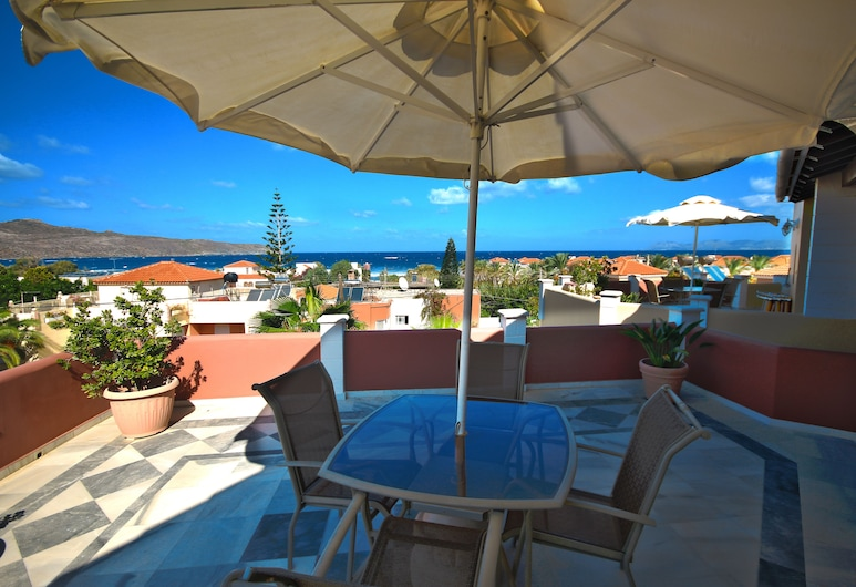 Heaven Apartments, Chania, Studio, Sea View, Terrace/Patio