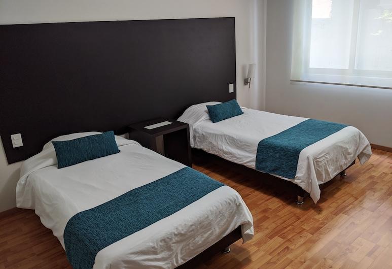 Grupo Kings Suites Alfredo de Musset, Mexiko-Stadt, Suite, 2Schlafzimmer, Zimmer