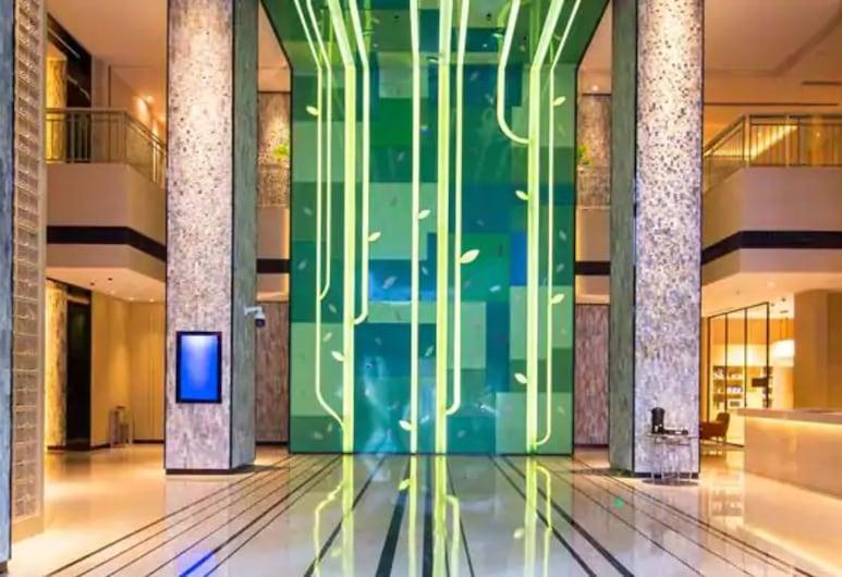 Hilton Garden Inn Xi'an High-Tech Zone, Sianas, Vestibiulis