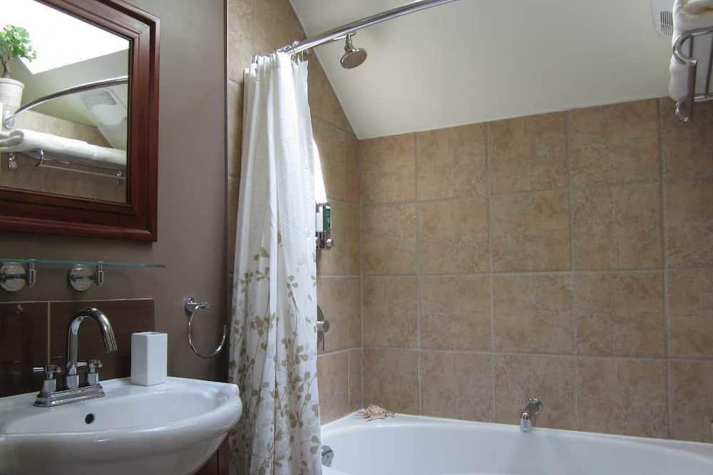 平房, 2 間臥室, 廚房, 花園景觀 - 浴室