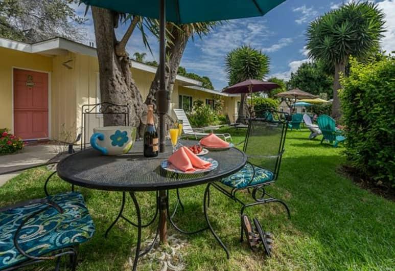 Beach House Inn, Santa Barbara, Outdoor Dining