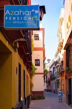Foto van Pensión Azahar in Sevilla
