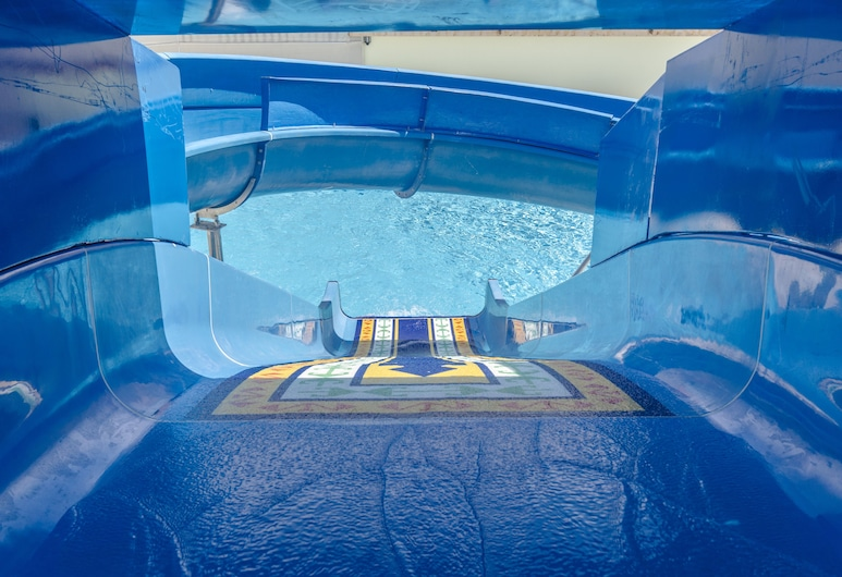 Katrancı Park Hotel - All Inclusive, Fethiye, Waterglijbaan