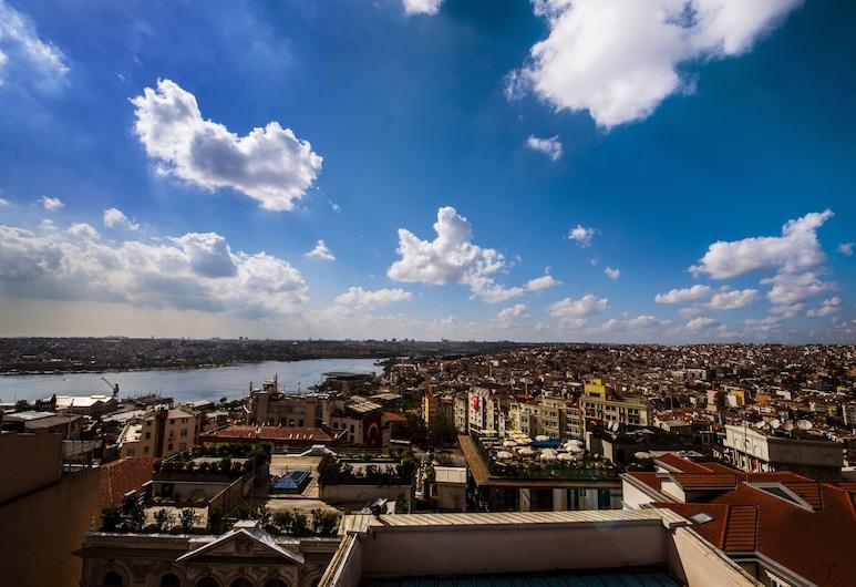 Elan Hotel, Istanbul, Pohľad na hotel