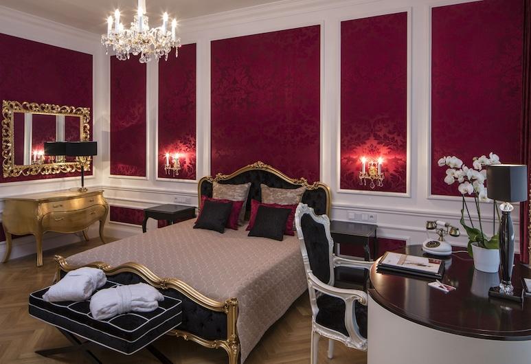 Schloß Schönbrunn Grand Suite, Viena, Suíte grand, 2 quartos, Cozinha, Jardim, Quarto