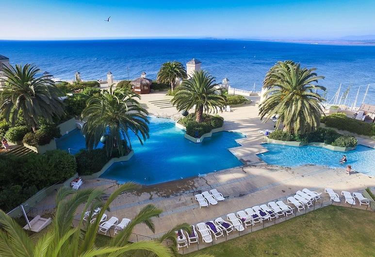 Hippocampus Resort & Club, Concón, Piscina al aire libre