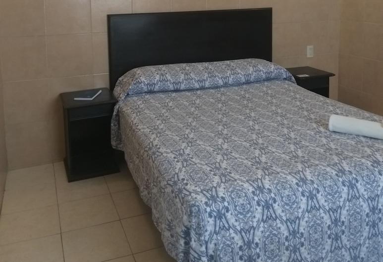 Hotel Hacienda Canada Rica 1, Ciudad Madero, Habitación individual, 1 cama doble, Habitación
