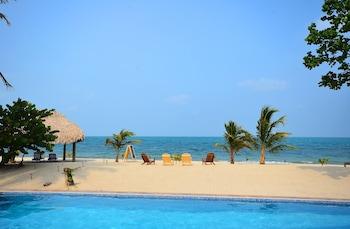 Bild vom Mariposa Beach Resort in Placencia