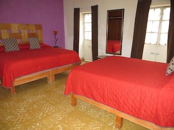 在瓜纳华多的圣罗克家庭旅馆酒店照片