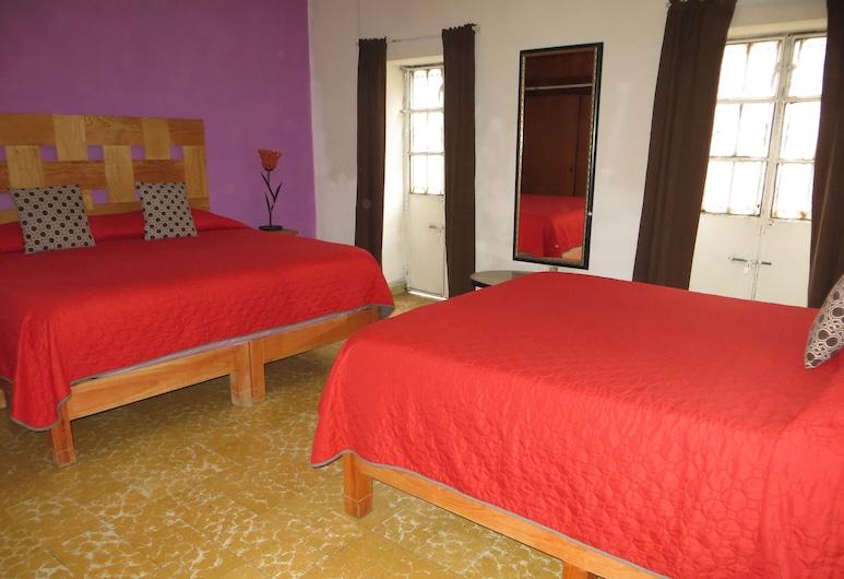 Casa San Roque Hotel, Guanajuato, Rom – family, Gjesterom