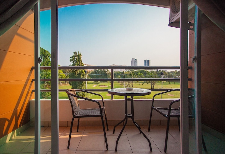 Apollo Apart Hotel, Pattaya, Senior Suite, 1 Bedroom, Balcony, Balcony