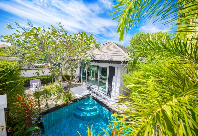 Colibri Pool Villa Pattaya, Pattaya, Biệt thự Cao cấp, 2 phòng ngủ, Hồ bơi ngoài trời